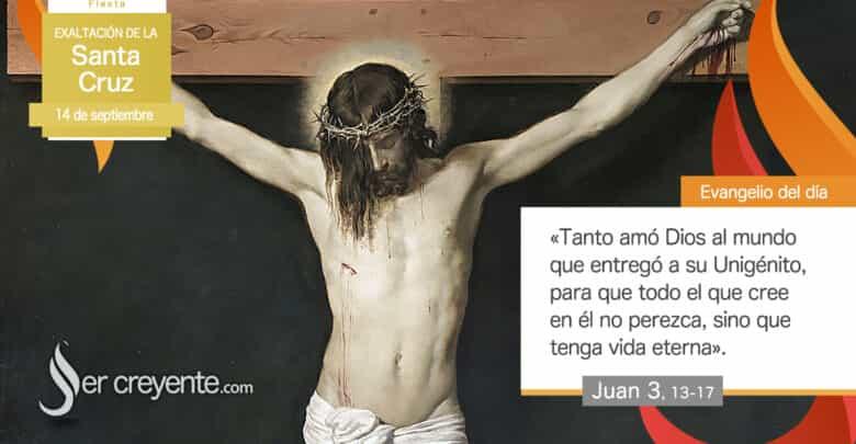 Photo of #EvangelioDelDia – 14 septiembre 2019 (Exaltación de la Santa Cruz)
