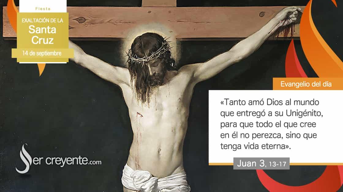 14 septiembre exaltacion de la santa cruz