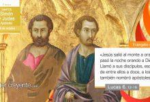 Photo of Evangelio del día 28 octubre 2019 (Santos Simón y Judas, apóstoles)