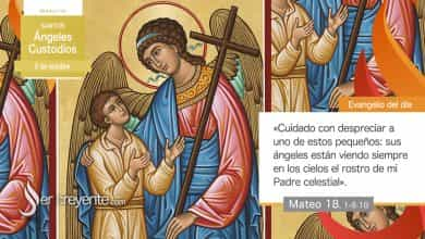 Photo of #EvangelioDelDia – 2 octubre 2020 (Santos Ángeles Custodios)