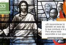 """Photo of Evangelio del día 19 noviembre 2020 (""""¡Si reconocieras lo que conduce a la paz!"""")"""