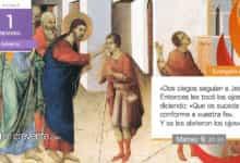 """Photo of Evangelio del día 4 diciembre 2020 (""""Y se les abrieron los ojos"""")"""