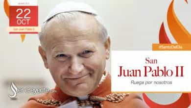 Photo of 22 octubre – San Juan Pablo II