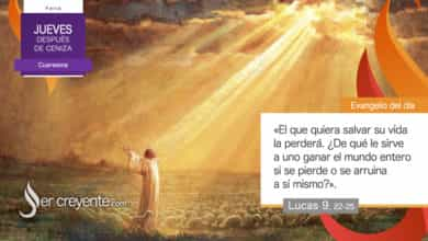 """Photo of Evangelio del día 18 febrero 2021 (""""¿De qué te sirve ganar el mundo entero?"""")"""