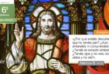 """Photo of Evangelio del día 16 febrero 2021 (""""Evitad la levadura de los fariseos"""")"""