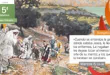 """Photo of Evangelio del día 8 febrero 2021 (""""Los que lo tocaban se curaban"""")"""