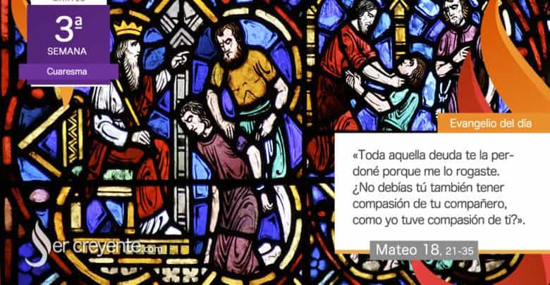 Photo of #EvangelioDelDia – 17 marzo 2020
