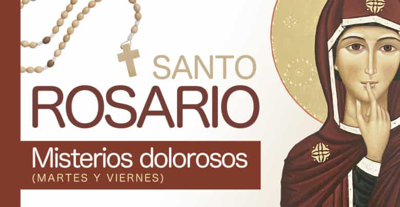 Photo of Santo Rosario – Misterios Dolorosos