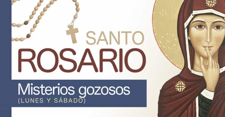 Photo of Santo Rosario – Misterios Gozosos