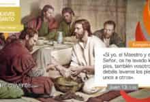 Photo of Evangelio del día 1 abril 2021 (Jueves Santo)