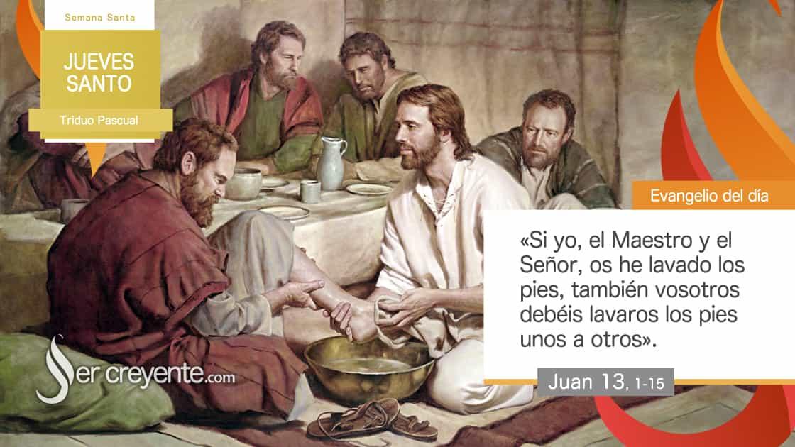 Jueves Santo Semana Santa