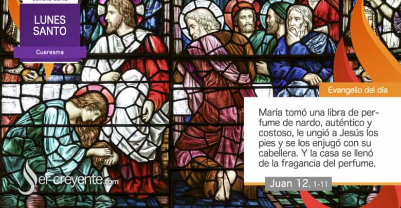 Photo of #EvangelioDelDia – 6 abril 2020 (Lunes Santo)