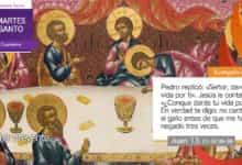 Photo of Evangelio del día 30 marzo 2021 (Martes Santo)