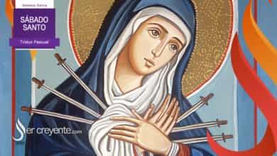 Photo of Evangelio del día 3 abril 2021 (Sábado Santo)