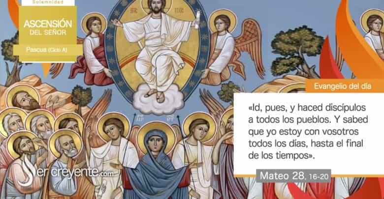 Photo of #EvangelioDelDia – 24 mayo 2020 (Ascensión del Señor)