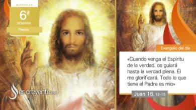 """Photo of Evangelio del día 12 mayo 2021 (""""El Espíritu os guiará hasta la verdad plena"""")"""