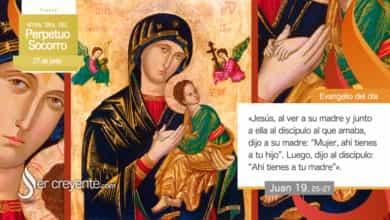 Photo of 27 junio 2021 (Virgen del Perpetuo Socorro)