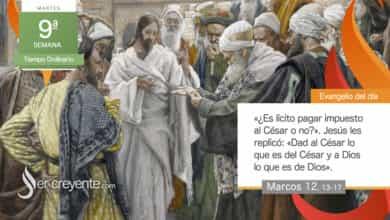 """Photo of Evangelio del día 1 junio 2021 (""""Dad al César lo que es del César y a Dios lo que es de Dios"""")"""