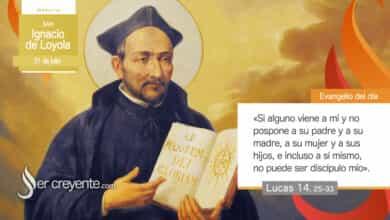 Photo of San Ignacio de Loyola (31 de julio)