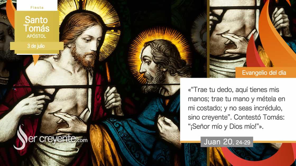 3 julio santo tomas apostol