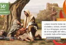 """Photo of Evangelio del día 6 julio 2021 (""""Jesús curaba toda enfermedad y toda dolencia"""")"""
