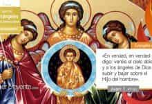 Photo of Evangelio del día 29 septiembre 2021 (Arcángeles Miguel, Gabriel y Rafael)