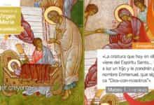 Photo of Evangelio del día 8 septiembre 2021 (Natividad de la Virgen María)