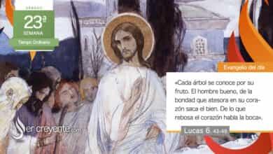 """Photo of Evangelio del día 11 septiembre 2021 (""""De lo que rebosa el corazón, habla la boca"""")"""