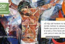 """Photo of #EvangelioDelDia – 30 septiembre 2020 (""""El Hijo no tiene donde reclinar la cabeza"""")"""