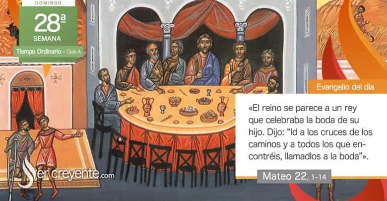 """Photo of #EvangelioDelDia – 11 octubre 2020 (""""Tengo preparado el banquete"""")"""