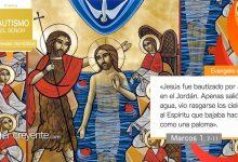 Photo of Evangelio del día 10 enero 2021 (Bautismo del Señor)