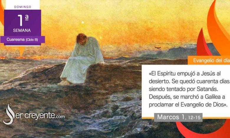"""Photo of Evangelio del día 21 febrero 2021 (""""Convertíos y creed en el Evangelio"""")"""
