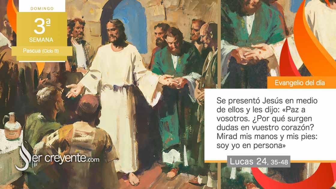 Domingo 3 Pascua