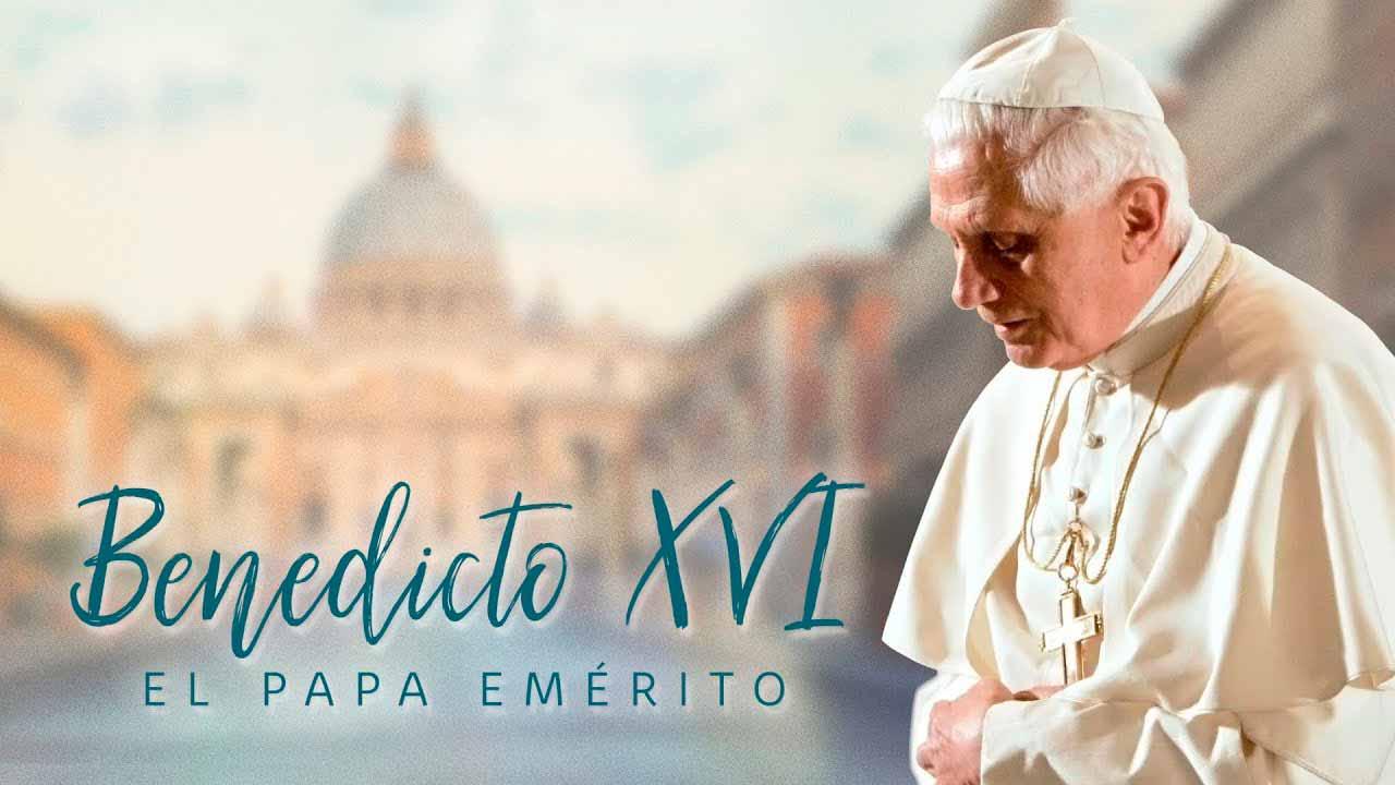 Nuevo documental sobre el papa emérito Benedicto XVI