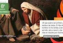"""Photo of Evangelio del día 26 mayo 2021 (""""El que quiera ser primero, sea esclavo de todos"""")"""