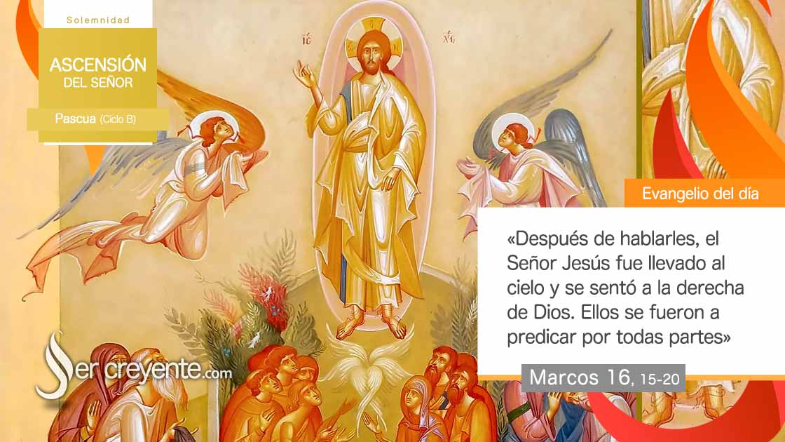 domingo 7 pascua ascension del señor