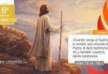 """Photo of Evangelio del día 10 mayo 2021 (""""También vosotros daréis testimonio"""")"""