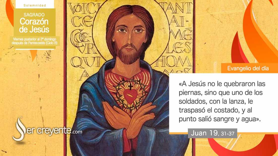 sagrado corazon de jesus ciclo b